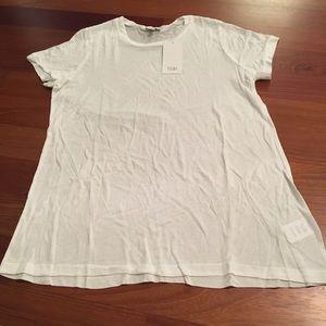 Tobi Tops - white tee shirt